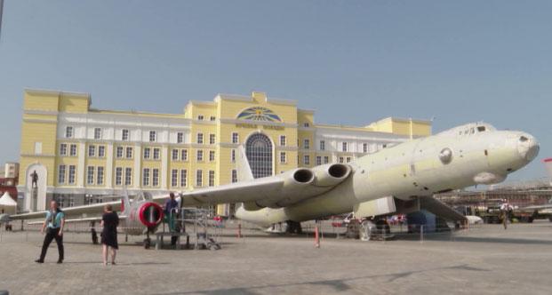 В Свердловской области отметили День военно-воздушного флота