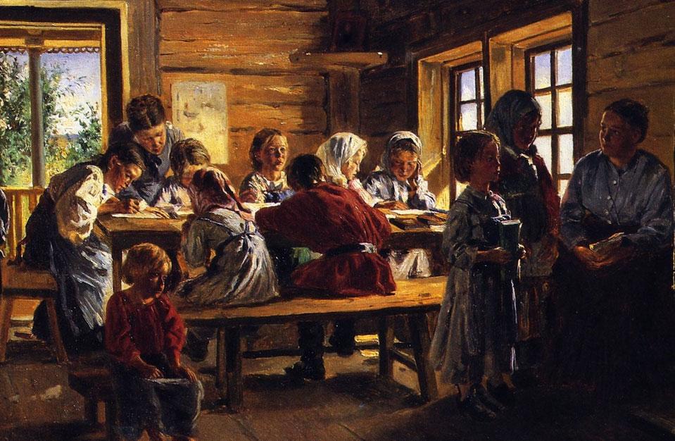Новые педагоги в сельских школах