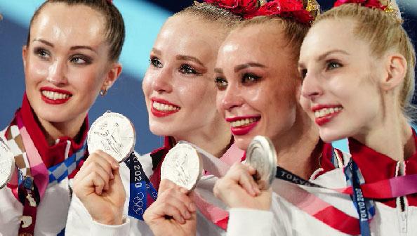 В Токио завершились Олимпийские игры-2020