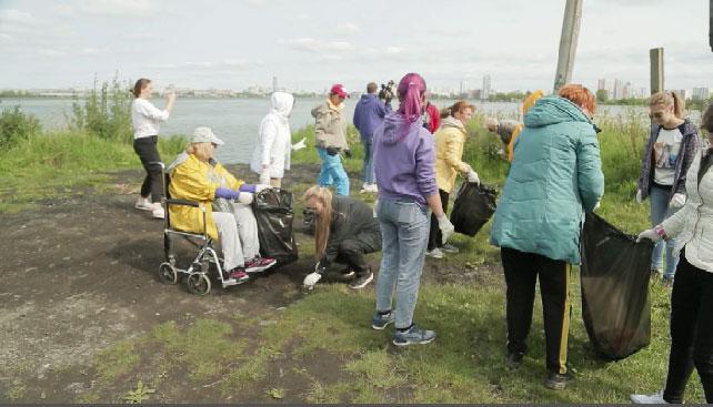 В Екатеринбурге начал свою работу инклюзивный лагерь «Мэвил»