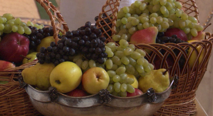 Яблочный спас отмечают православные верующие