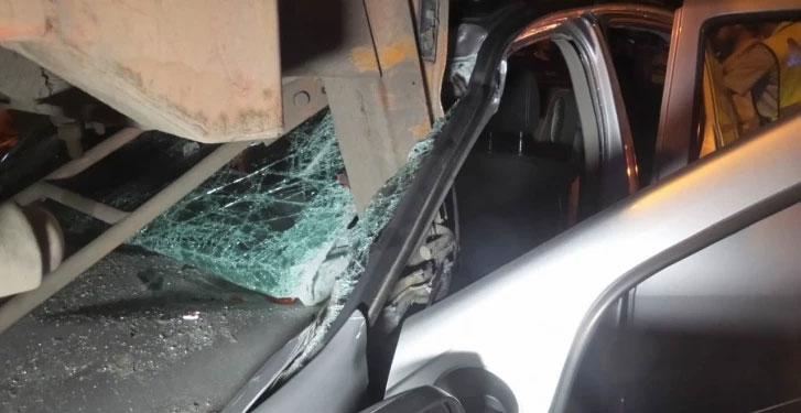 В ДТП погиб пассажир, водитель в коме