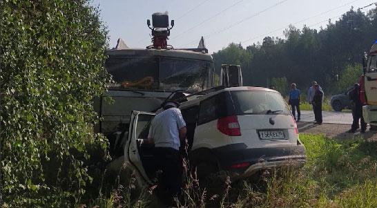 В ДТП на дорогах области погибло несколько человек