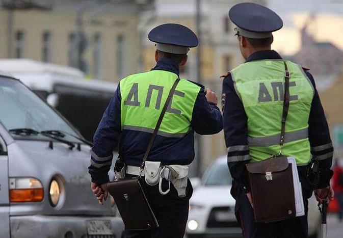 В понедельник в Екатеринбурге прошел рейд по выявлению нарушений ПДД