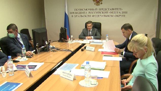 Владимир Якушев провёл окружное совещание