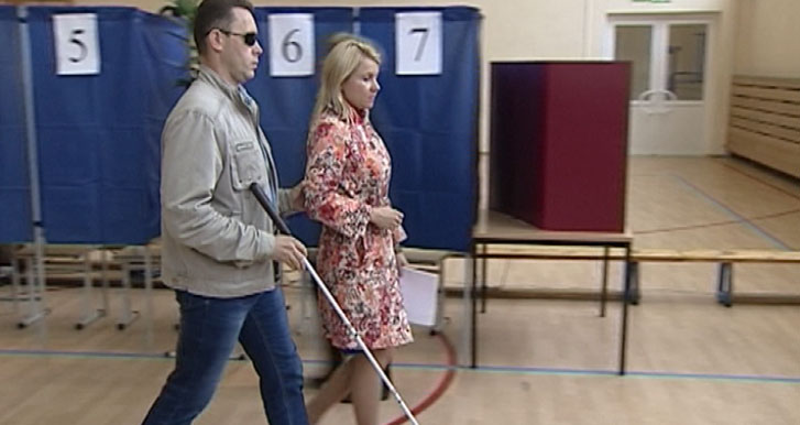 Избирательные участки специально оборудуют для людей с ОВЗ