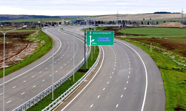 На трассе Пермь — Екатеринбург введут ограничения скорости