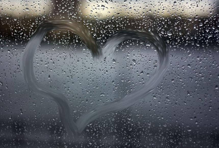После долгой засухи в Екатеринбурге прошёл дождь
