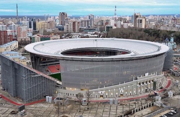 Комитет Госдумы по спорту одобрил предложения по реконструкции стадиона «Екатеринбург-Арена»
