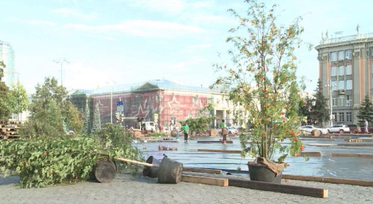 В Екатеринбурге началась подготовка к фестивалю «Атмосфера»