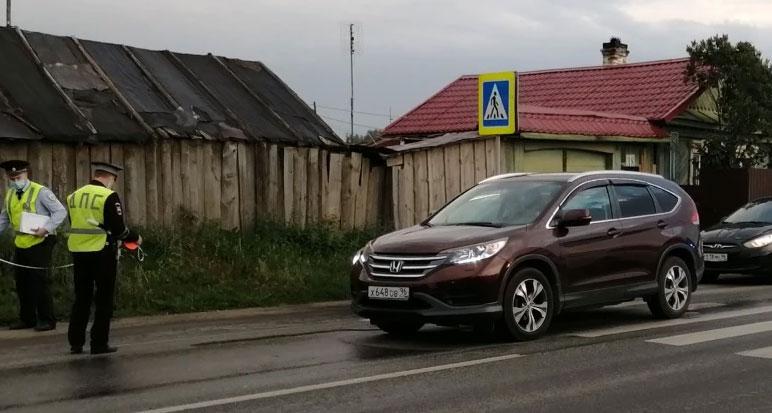 В Горном Щите автомобилист отвлекся и сбил девочку