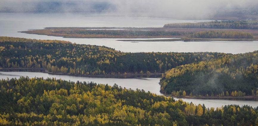 Екатеринбург из-за засухи будет брать воду из Челябинска