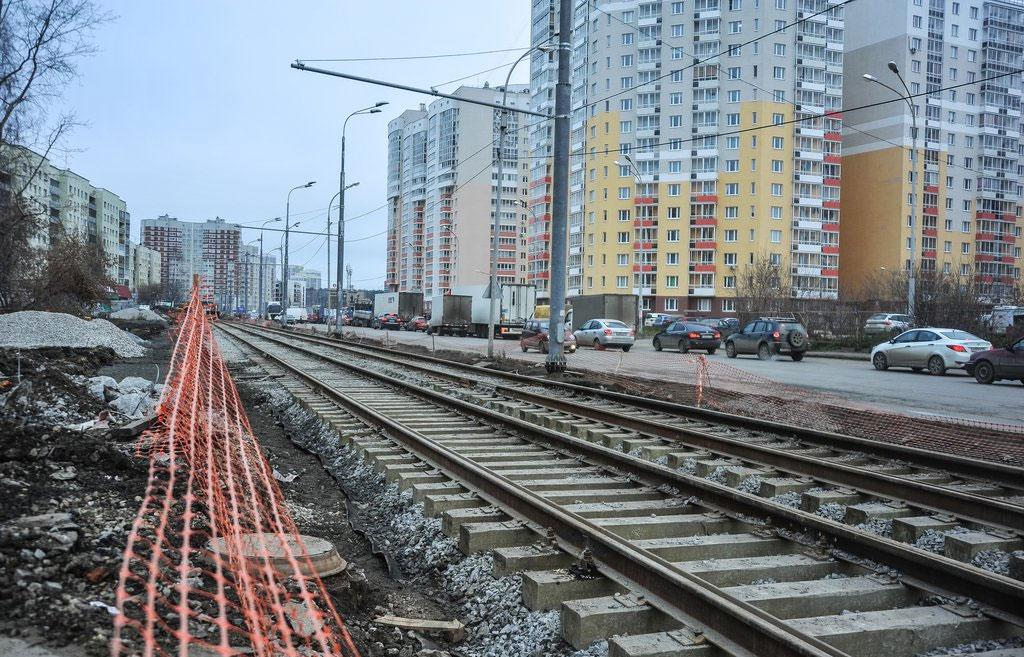 К трамвайной линии в Верхнюю Пышму подключили электричество