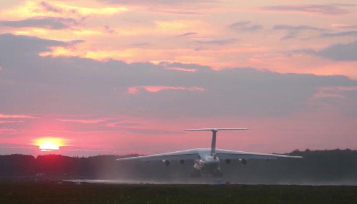 Лётчики ЦВО отработали дозаправку в воздухе