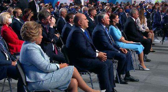 В России продолжается избирательная кампания