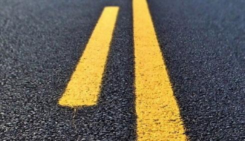 На Посадской завершен ремонт дороги