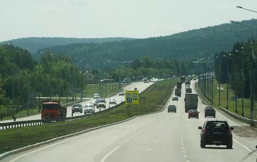 В Свердловской области отремонтируют мост через Исеть