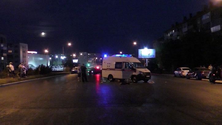 В Каменске-Уральском водитель насмерть сбил женщину и ребёнка