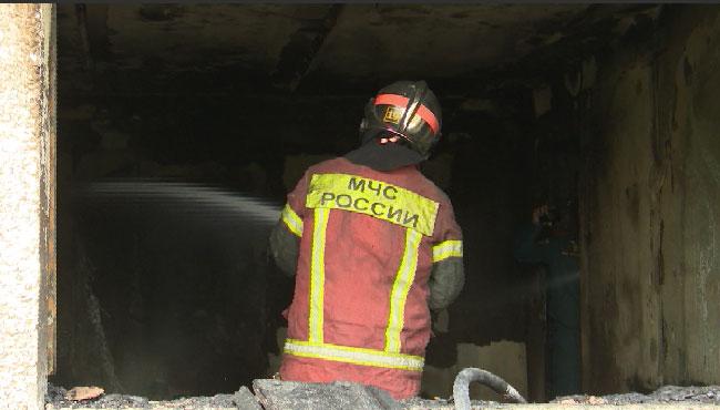 В жилом доме на Стахановской прогремел взрыв