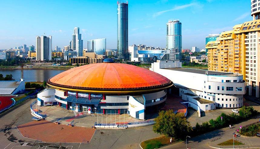 К Универсиаде отремонтируют здание дворца игровых видов спорта
