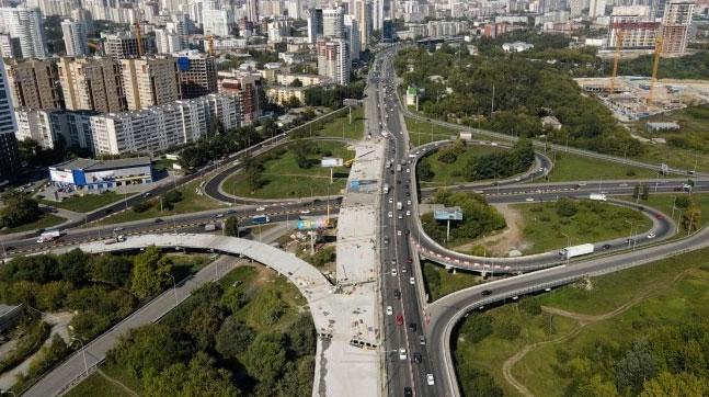 Дата открытая моста на улице Луганская