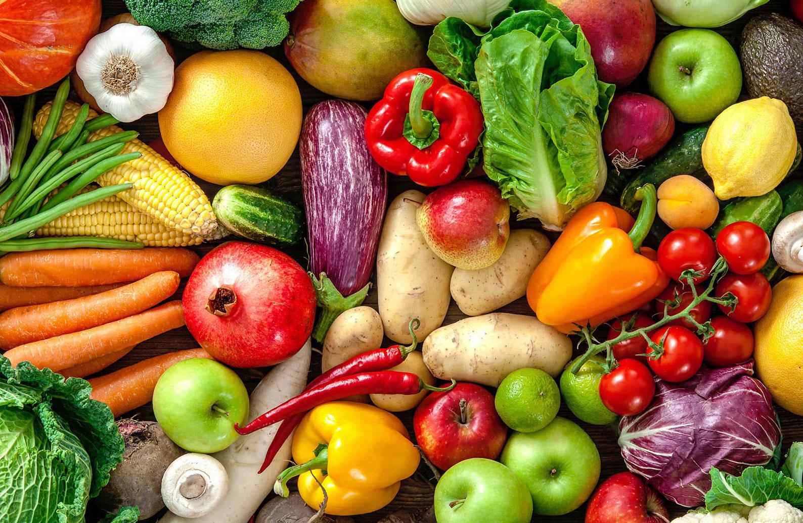 В Свердловской области снижаются цены на сезонные овощи