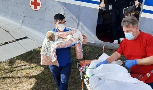 Девочка из ДТП под Вольском находится в тяжелом состоянии
