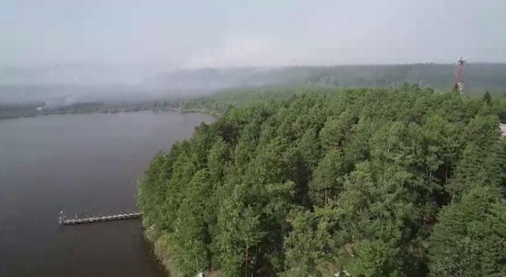 В Свердловской области ликвидировано десять лесных пожаров