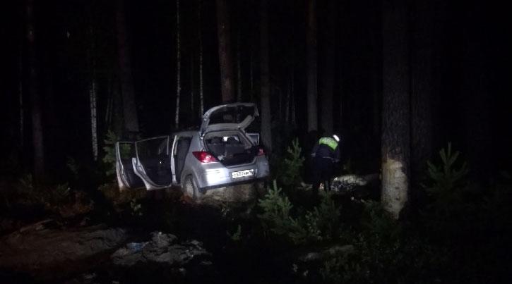 В Белоярском районе в ДТП погибли два человека