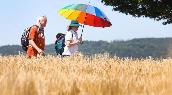 Аномальная жара еще задержится в Свердловской области