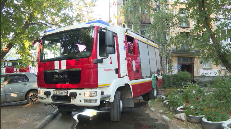 Уголовное дело возбуждено после пожара на Мичурина
