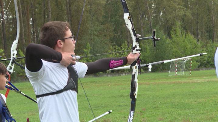 В Екатеринбурге проходит чемпионат УрФО по стрельбе из лука