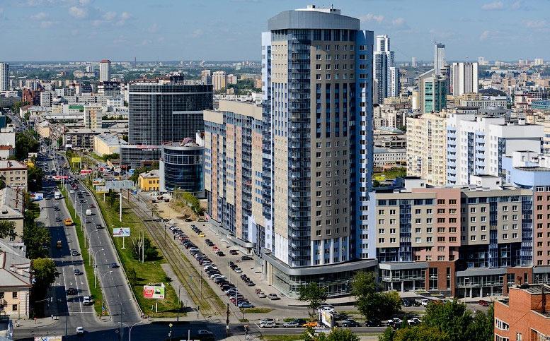 К началу учебного года в Екатеринбурге появится несколько обновлённых улиц