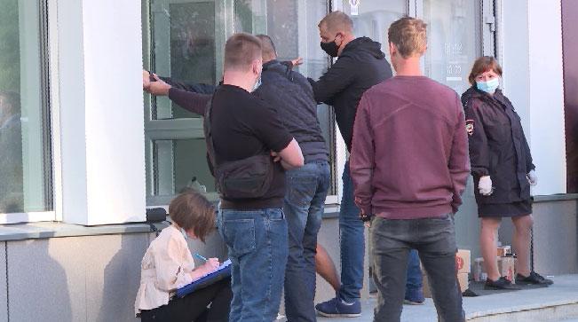 В Екатеринбурге во время спецоперации задержано 30 человек