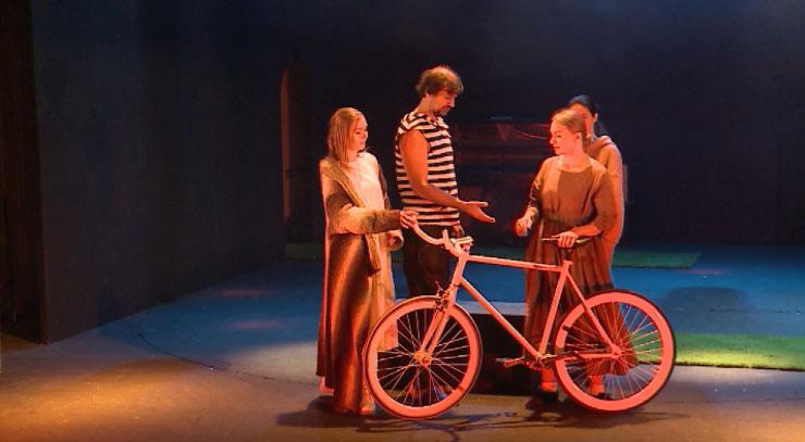 Новый сезон Камерный театр открывает премьерой спектакля «Барышня-крестьянка»