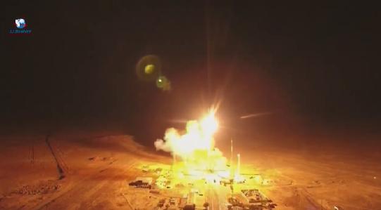 На севере области упала ступень ракеты-носителя «Союз-2.1б»