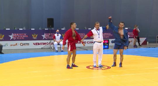 В Верхней Пышме стартовал чемпионат ФСИН России по самбо