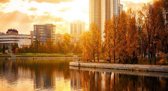 Начало октября в Свердловской области будет тёплым и сухим