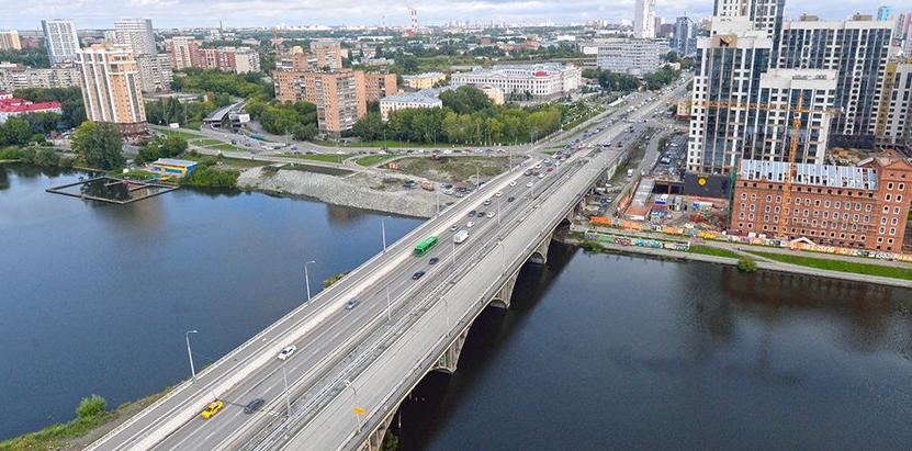 Движение по Макаровскому мосту будет организовано по грфику