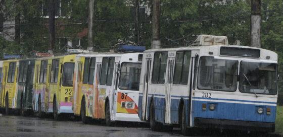 Троллейбусы в Екатеринбурге вновь могут обесточить