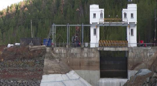 После капитального ремонта открыт Ново-Мариинский гидроузел