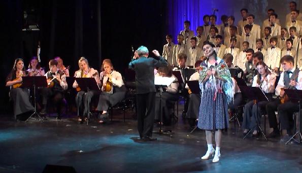 Валерия Розенблит стала обладательницей гран-при Всероссийского фестиваля-конкурса военной и патриотической песни