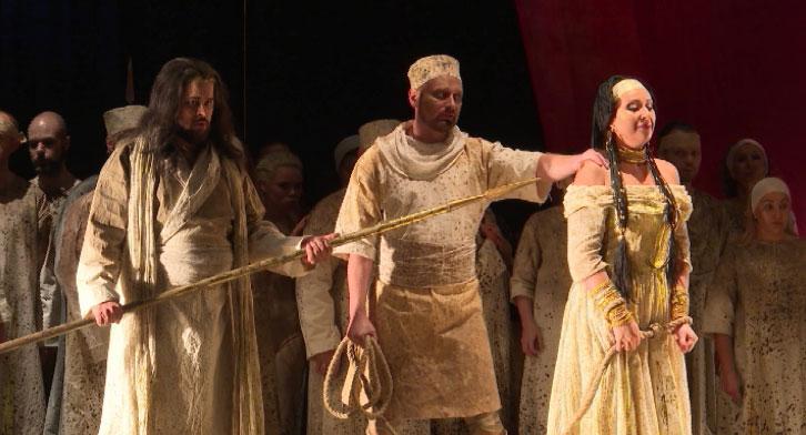 Новый сезон «Урал Опера Балет» откроет премьерой «Набукко»