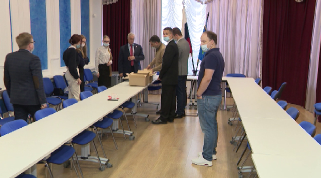 На предстоящих выборах будут соблюдены все меры безопасности против COVID-19