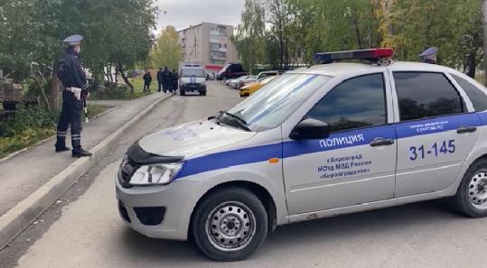 В Кировграде задержан подозреваемый в убийстве матери с двумя детьми
