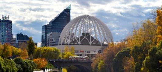 В Екатеринбурге реконструируют цирк