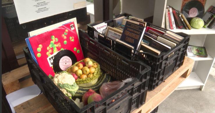 Садово-книжный спов организовали в библиотечном центре «Екатеринбург»