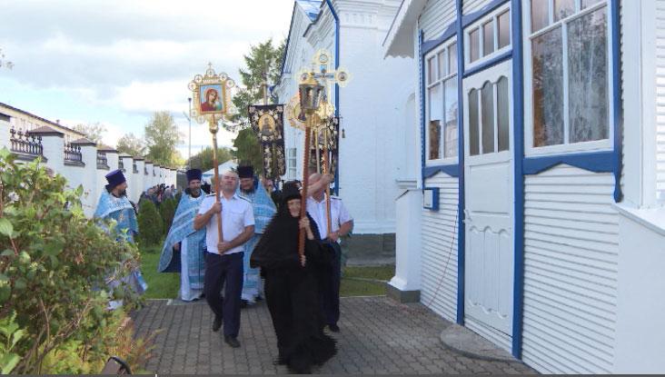 Свято-Покровский женский монастырь отпраздновал 400-летие
