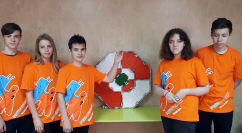 Школьники из Серова завоевали четыре золотых медали на соревнованиях по робототехнике