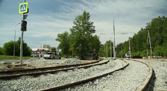 В Верхней Пышме заложен первый камень трамвайного депо